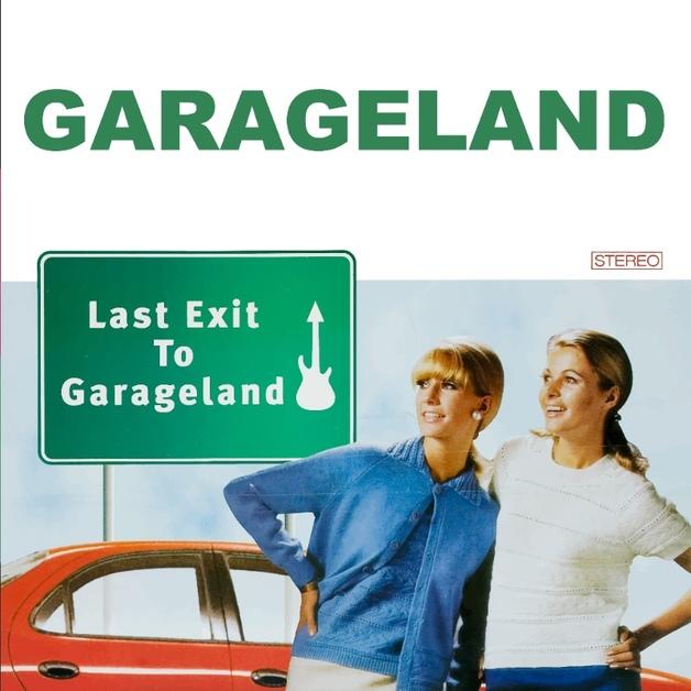Last Exit To Garageland (2LP) by Garageland