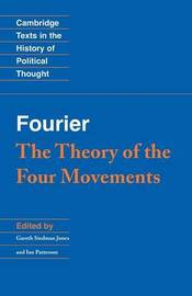 Cambridge Texts in the History of Political Thought by Charles Fourier