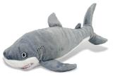 Cuddlekins: Adult Great White Shark - 15 Inch Plush