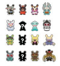Dunny: City Cryptids - Vinyl Mini-figure (Blind Box)