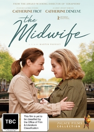 The Midwife on DVD