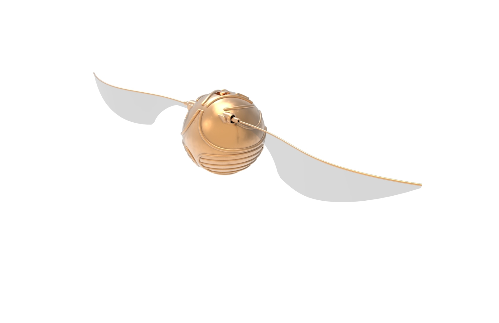 Harry Potter: Mystery Flying Snitch image