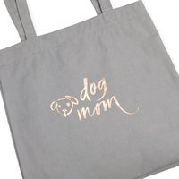 Fringe Studio: Dog Mom - Canvas Tote