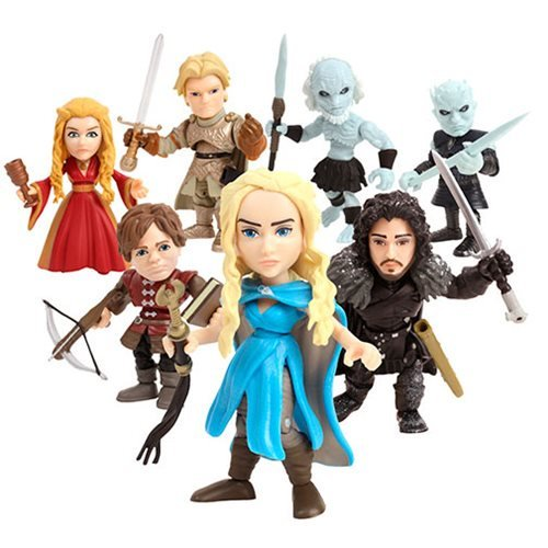 Game of Thrones: Wave 1 - Action Vinyl Figure (Assorted Designs)