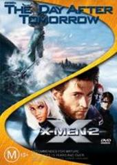 Day After Tomorrow, The/X-Men 2 - Double Pack (2 Disc Set) on DVD