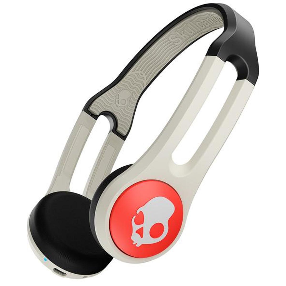 Skullcandy Icon Wireless On-Ear Headphone - Stone image
