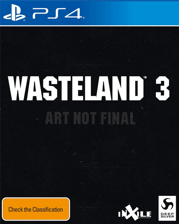 Wasteland 3 Day One Edition for PS4