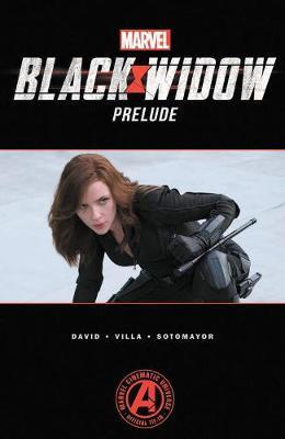 Marvel's Black Widow Prelude by Marvel Comics