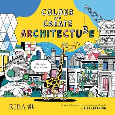 Colour and Create Architecture by Nerea Bermejo Olaizola