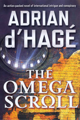 The Omega Scroll by D'Hage Adrian image
