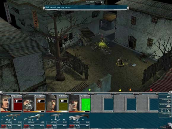 UFO: Aftermath screenshot