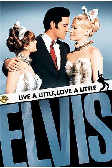 Elvis: Live A Little, Love A Little on DVD