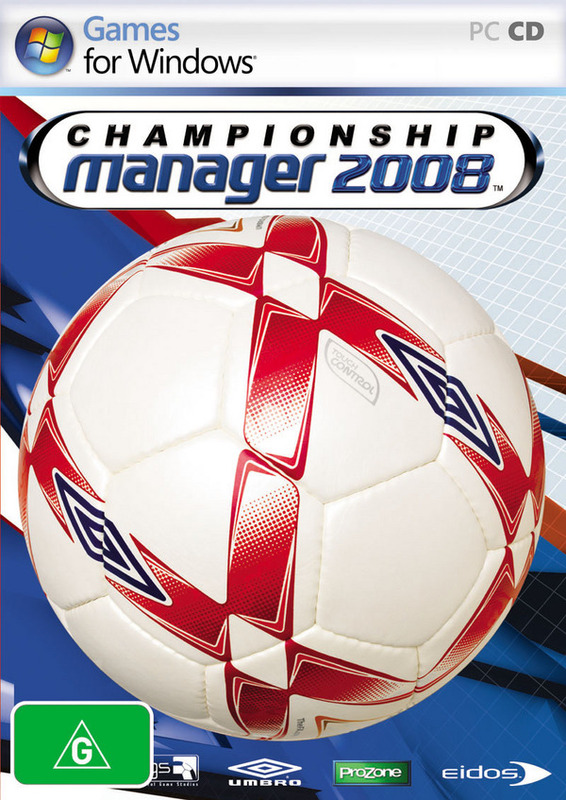 Championship Manager 2008 for PC Games