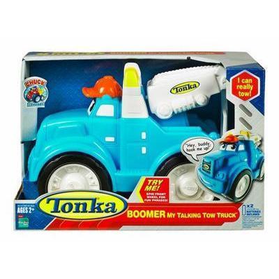Tonka Chuck and Friends - Boomer my talking Tow truck.