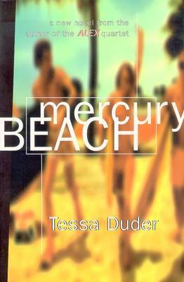 Mercury Beach by Tessa Duder image
