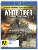 White Tiger on Blu-ray