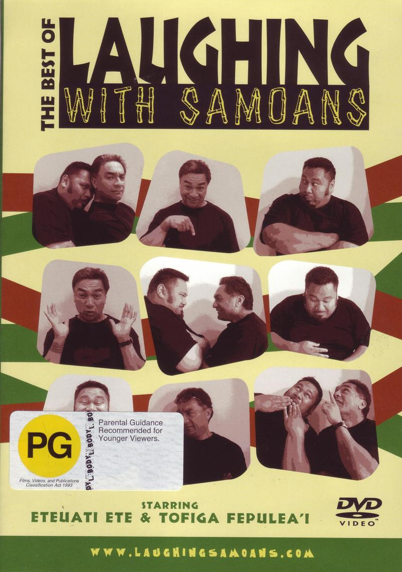 The Best of Laughing With Samoans on DVD image