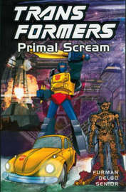 Primal Scream by Simon Furman image