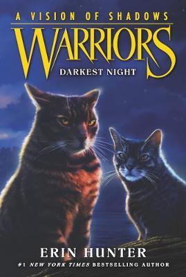Warriors: A Vision of Shadows #4: Darkest Night by Erin Hunter image
