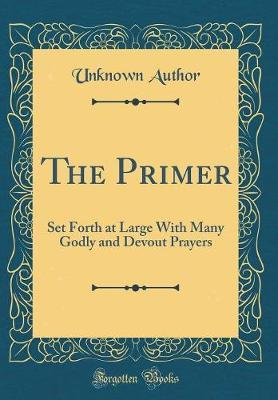 The Primer by Unknown Author image