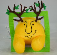 Winnie-the-Pooh small plush - Graffiti image