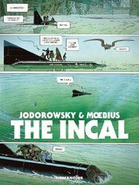 The Incal - Oversized Deluxe Edition by Alejandro Jodorowsky