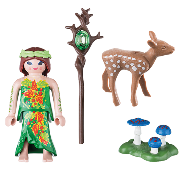 Playmobil: Special Plus - Fairy with Deer (70059)