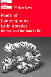 Poets of Contemporary Latin America by William Rowe image