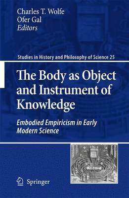 The Body as Object and Instrument of Knowledge image