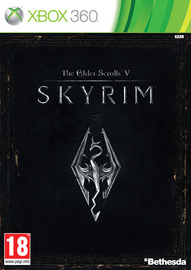 The Elder Scrolls V: Skyrim + Premium Map! for X360