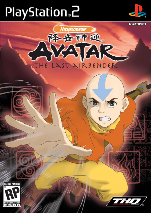 Avatar: The Legend of Aang for PlayStation 2