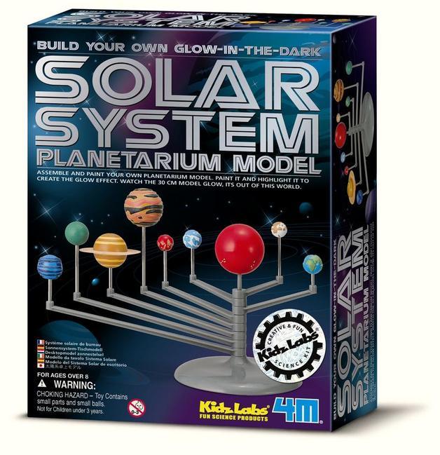 4M: Kidz Labs Solar System Planetarium