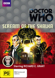 Doctor Who: Scream of the Shalka DVD