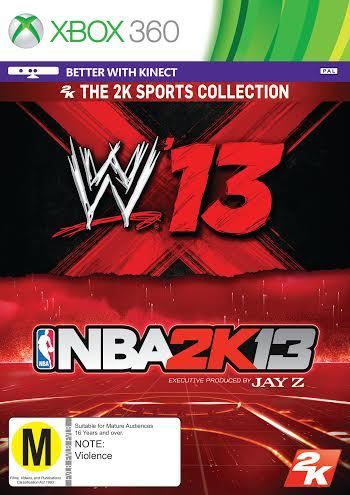 2k Sports Double Pack Xbox 360 Buy Now At Mighty Ape