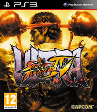 Ultra Street Fighter IV for PS3