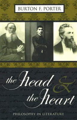 The Head and the Heart: Philosophy in Literature by Burton F. Porter image