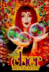 Cher - Live In Concert on DVD