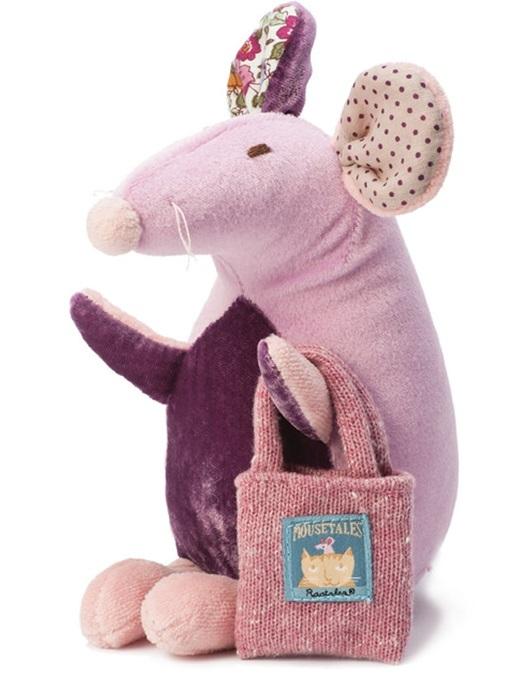 Ragtales: Pompom Mice Tales Plush