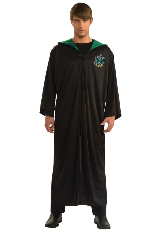 Harry Potter: Adult Slytherin Robe (Standard Size)