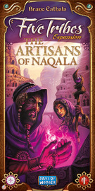 Five Tribes: The Artisans of Naqala - Expansion Pack