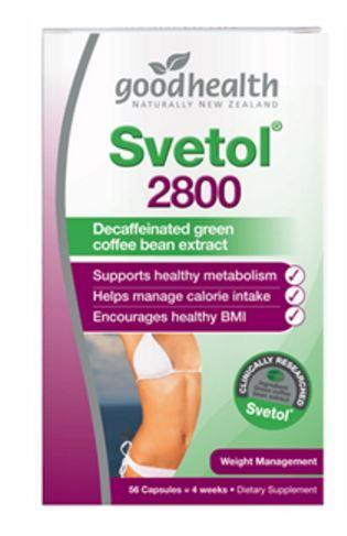 Good Health Svetol 2800 (56 Capsules) image