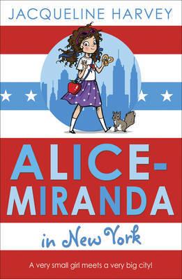 Alice-Miranda in New York by Jacqueline Harvey
