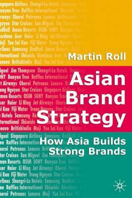 Asian Brand Strategy by Martin Roll image