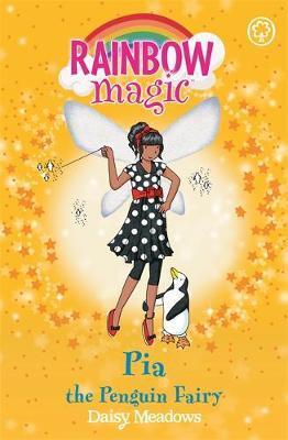 Pia the Penguin Fairy (Rainbow Magic #87 - Ocean Fairies series) by Daisy Meadows image