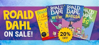 Roald Dahl Month!