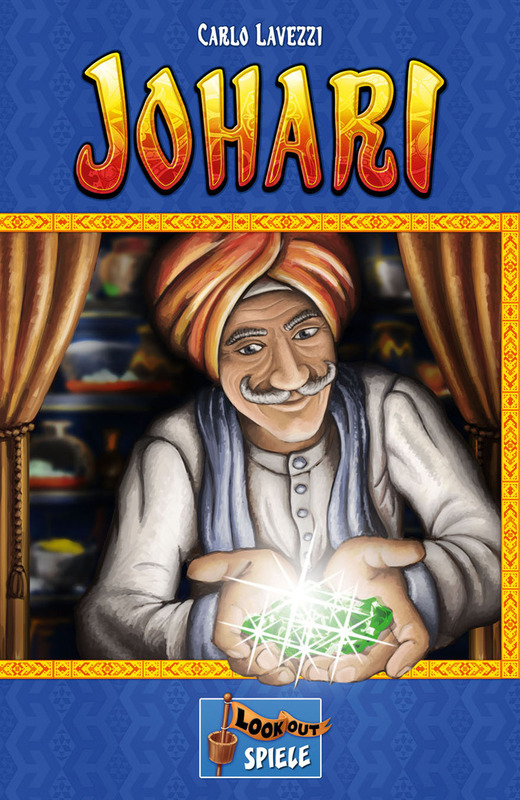 Johari - Board Game