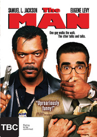 The Man on DVD