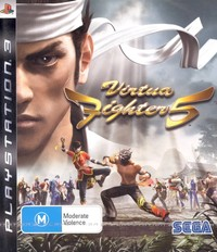 Virtua Fighter 5 for PS3