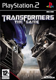 Transformers: The Game for PlayStation 2 image