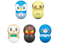 Pokemon: COO'NUTS (Green Ver.) - Mini-Figure (Blind Box)